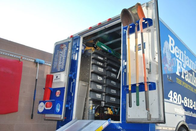Finding the right Plumbing Service Truck