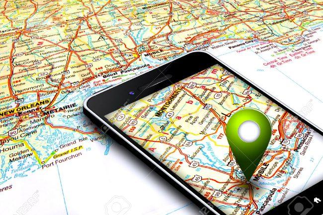 GPS employee tracking
