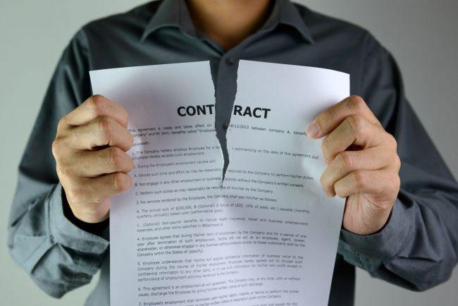 GPS employee tracking contract