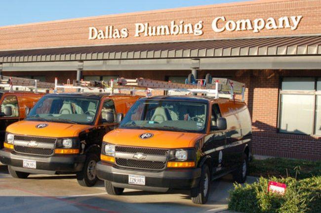 Dallas Plumbing companies