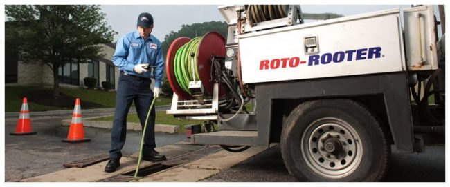 Roto Rooter as one of the best plumbing companies