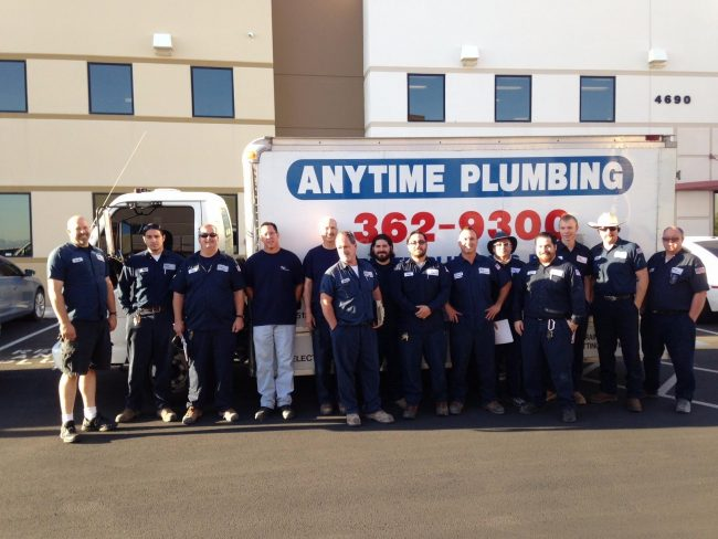 Anytime Plumbing Companies as one of the best