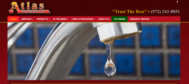 Atlas Plumbing as one of the best plumbing companies
