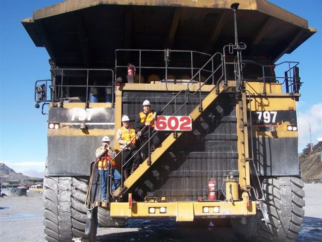 Operating Cost of a Construction Truck