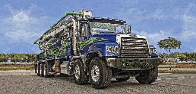 Construction Truck Durability