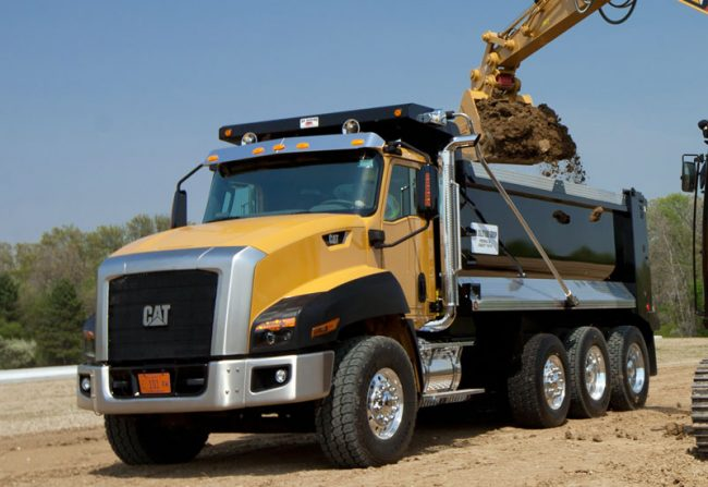 The Cost of Buying a Construction Truck