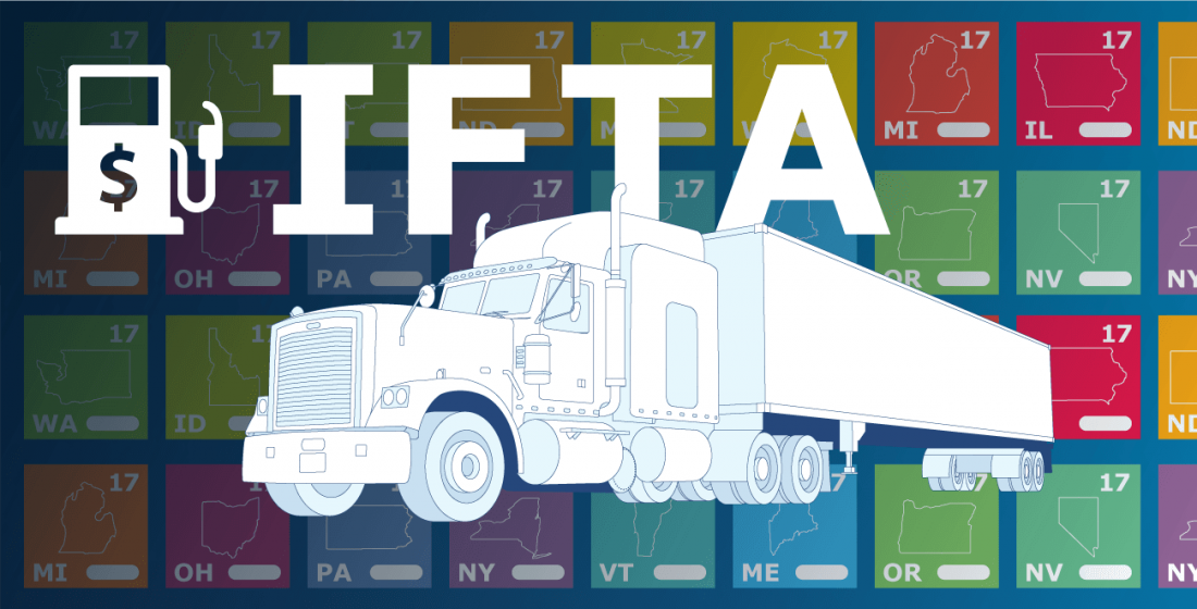 IFTA Stickers for all States