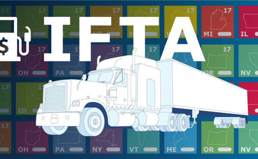 9 Important Things to Know About IFTA Stickers