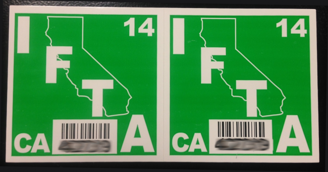 what does ifta mean in trucking
