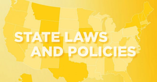 GPS tracking employees laws across states