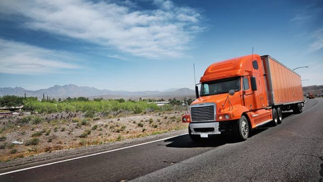 truck driving questions: How Many Miles a Truck Driver Drives a Day?