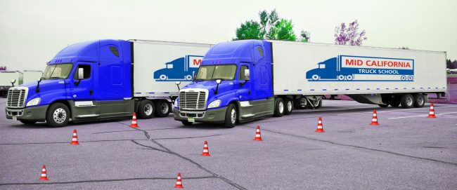 truck driving questions: How Long do you Have to go to School for Truck Driving?