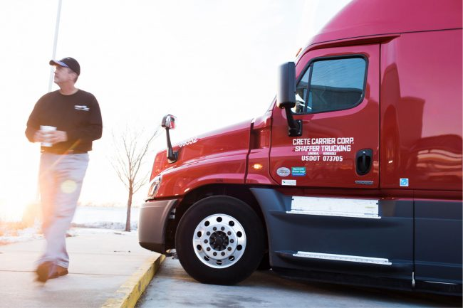 truck driving questions: what is the salary of specialty drivers