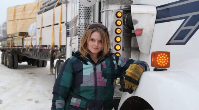 Truck Driving Questions: What is good pay for ice road truck driver?