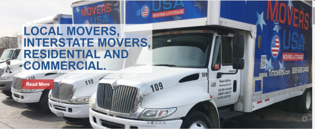Movers USA as one of the top residential moving companies