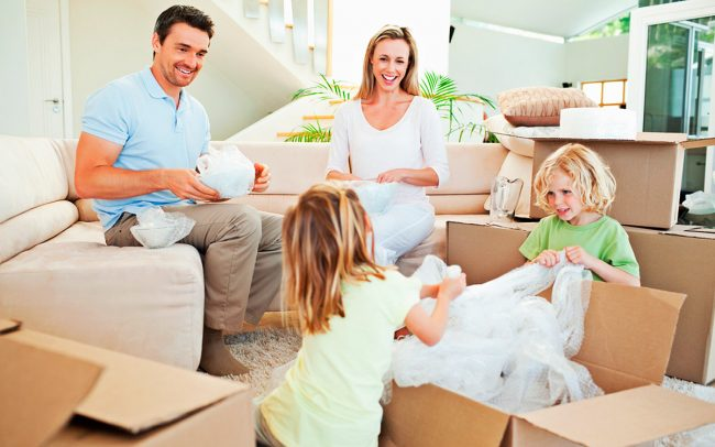 hire one of the top residential moving companies