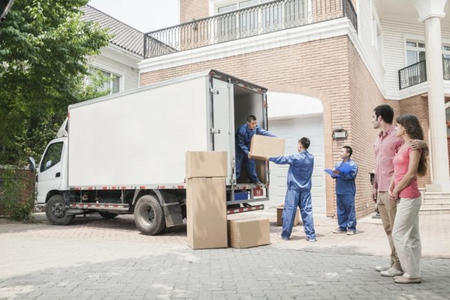 North American Moving Services as one of the top residential moving companies