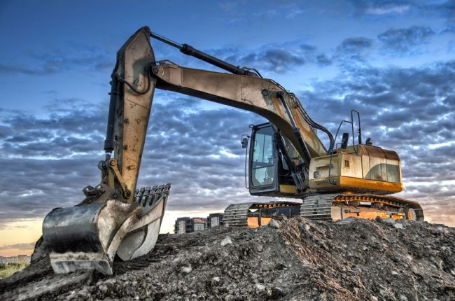 construction equipment guide - classification