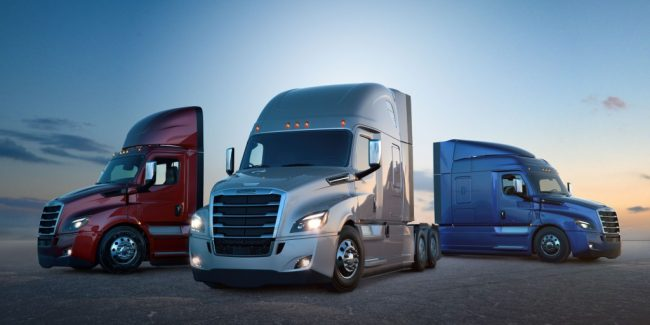 the battle of best semi truck manufacturers