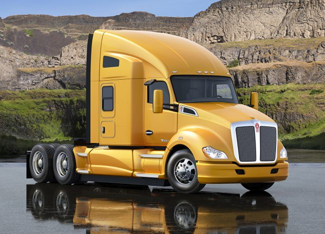 Best Semi Truck Kenworth Driver Amenities