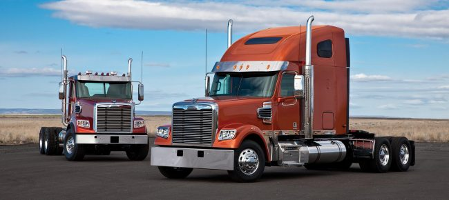 best semi truck manufacturer battle