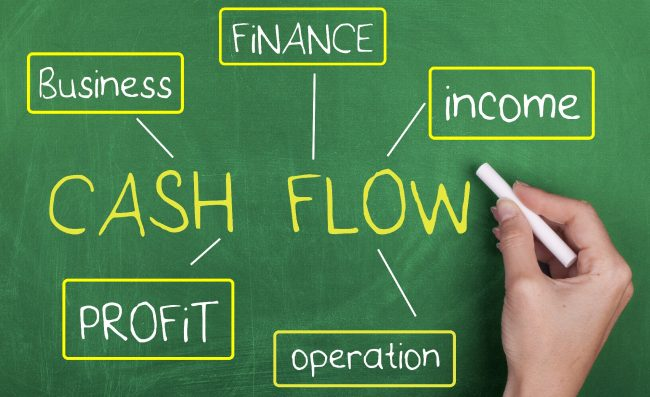 commercial car leasing and cash flow