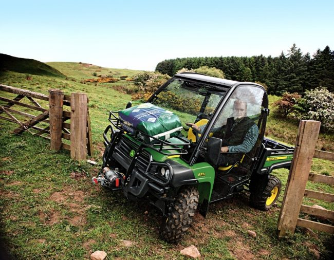 Farm Utility Vehicle Benefits