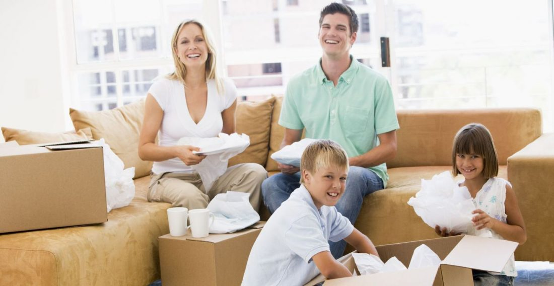 Residential Moving Services Michigan Cover Image
