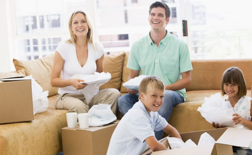 Residential Moving Services Michigan